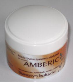 amber cream