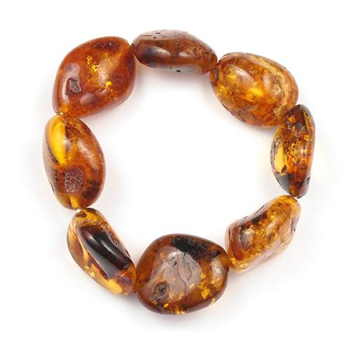 amber-stone-bracelet