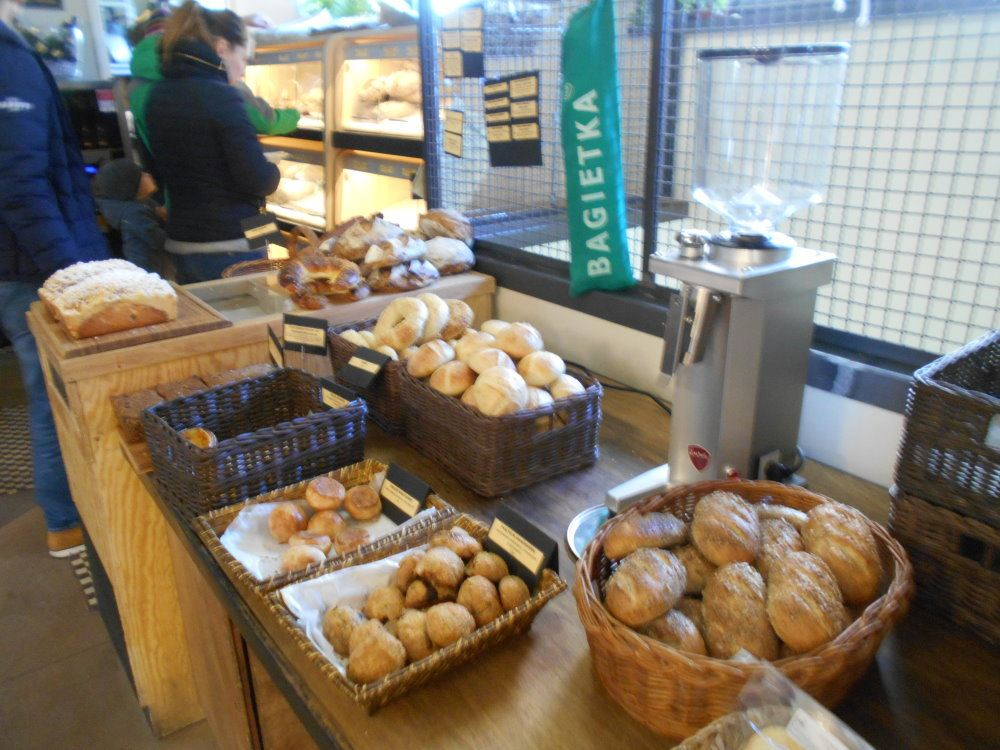 sam shop bread