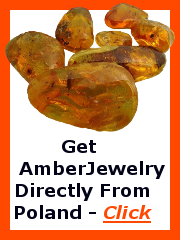 buy amber directly from Poland