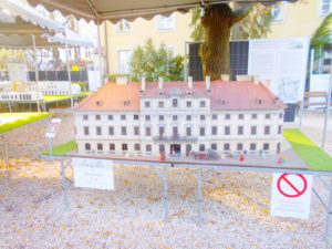 Warsaw Miniature Building