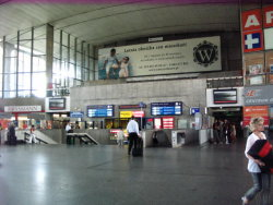 Warsaw Central Station Main Hall