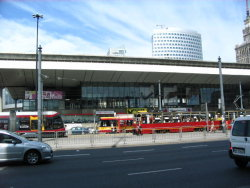 Warsaw Central Station