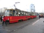 A Warsaw Tram