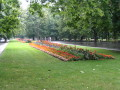 Garden In Warsaw poland