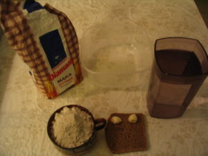 Ingredients For Zurek