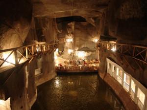 Wieliczka Salt Mine Chamber